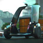 Continental BEE Concept: así es el auto autónomo que prepara el fabricante de neumáticos