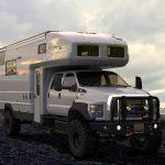EarthRoamer XV-HD: la más lujosa de todas las autocaravanas