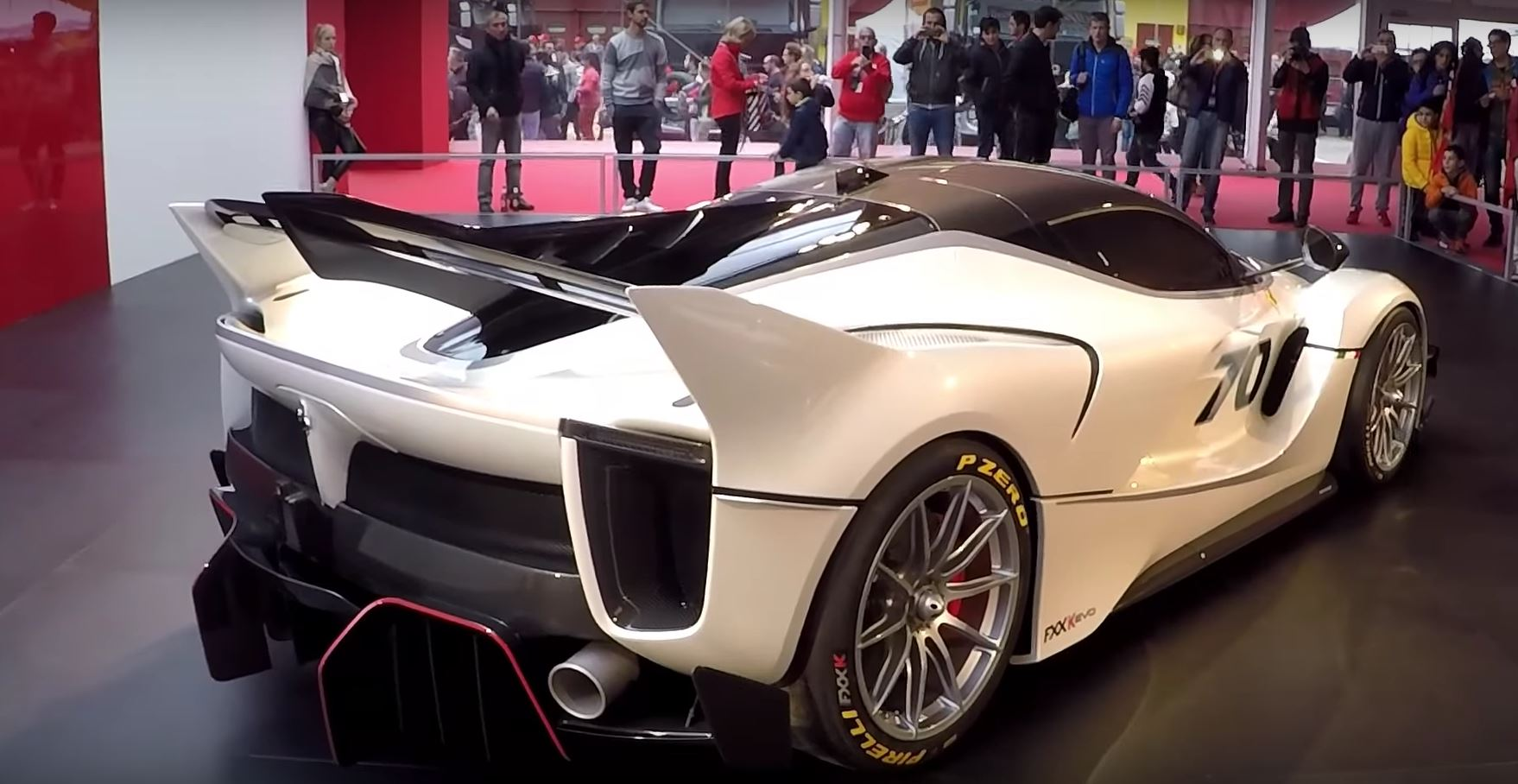 ferrari fxx k evo exclusividad aerodin mica y 1 050 cv lista de carros. Black Bedroom Furniture Sets. Home Design Ideas