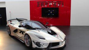 Ferrari FXX K Evo, exclusividad, aerodinámica y 1,050 CV.