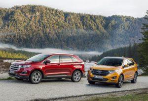Ford Edge 2018: ahora con motor Turbo EcoBoos