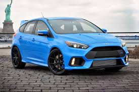 Ford Focus RS 2018: listo en Chile
