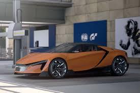 Honda Sports Vision Gran Turismo ¿un auto virtual que podría ser real?