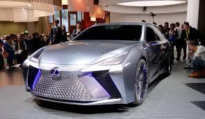 Lexus LS+ Concept, así será el buque insignia de la marca Premium de Toyota