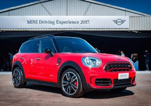 MINI Countryman JCW 2018, el MINI más potente de la historia