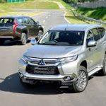 Mitsubishi Montero Sport 2018: moderna y musculosa