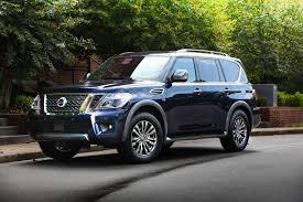 Nissan Armada 2018: precios, ficha técnica, consumo, imágenes y lista de rivales.