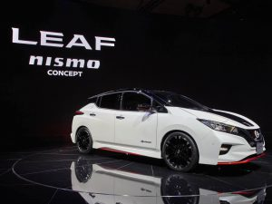 Auto Show de Tokio 2017: Nissan Leaf NISMO Concept, más deportividad, más emoción
