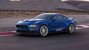 Shelby 1000 2018: una súper bestia con más de 1,000 CV.