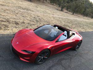 Tesla Roadster 2020, el auto de producción más rápido del mundo