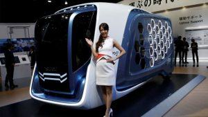 Imágenes del Auto Show de Tokio 2017 (2)