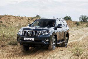 Toyota Land Cruiser Prado 2018: cambios estéticos y mayor equipamiento