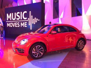 Volkswagen Beetle Sound 2018: solo 200 bellas unidades.