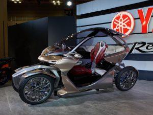 Auto Show de Tokio 2017: Yamaha MCW-4 ¿Moto o auto?