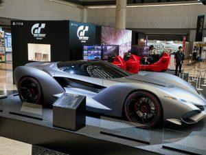 Zagato IsoRevolta Vision GT, un bello ejemplar para el mundo virtual.