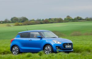 Suzuki Swift 2018: divertido de manejar, confiable y eficiente