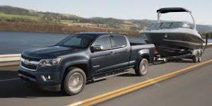 Chevrolet Colorado 2018: musculosa y moderna