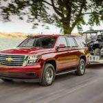 Chevrolet Tahoe 2018: comodidad, capacidad y prestaciones.