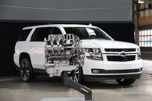 Chevrolet Tahoe RST 2018: mayor potencia y mayor emoción