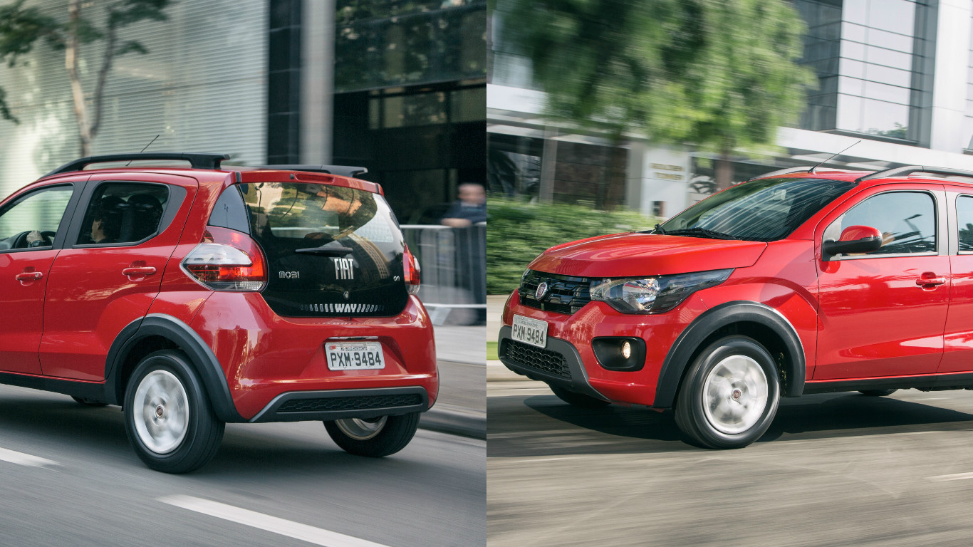 Fiat Mobi 2018 Bajo Precio Y Bajo Consumo Lista De Carros