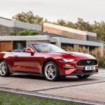 Ford Mustang Convertible 2018: pequeños cambios estéticos y mecánicos