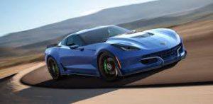 Genovation GXE, un Corvette eléctrico que será el más rápido del mundo