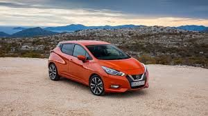 Nissan March 2018: buen diseño, buen precio y bajo consumo.