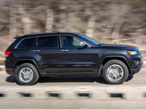 Jeep Grand Cherokee 2018: capacidades, lujo y sofisticación.