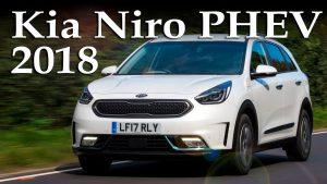 Kia Niro PHEV 2018, un híbrido enchufable muy eficiente.