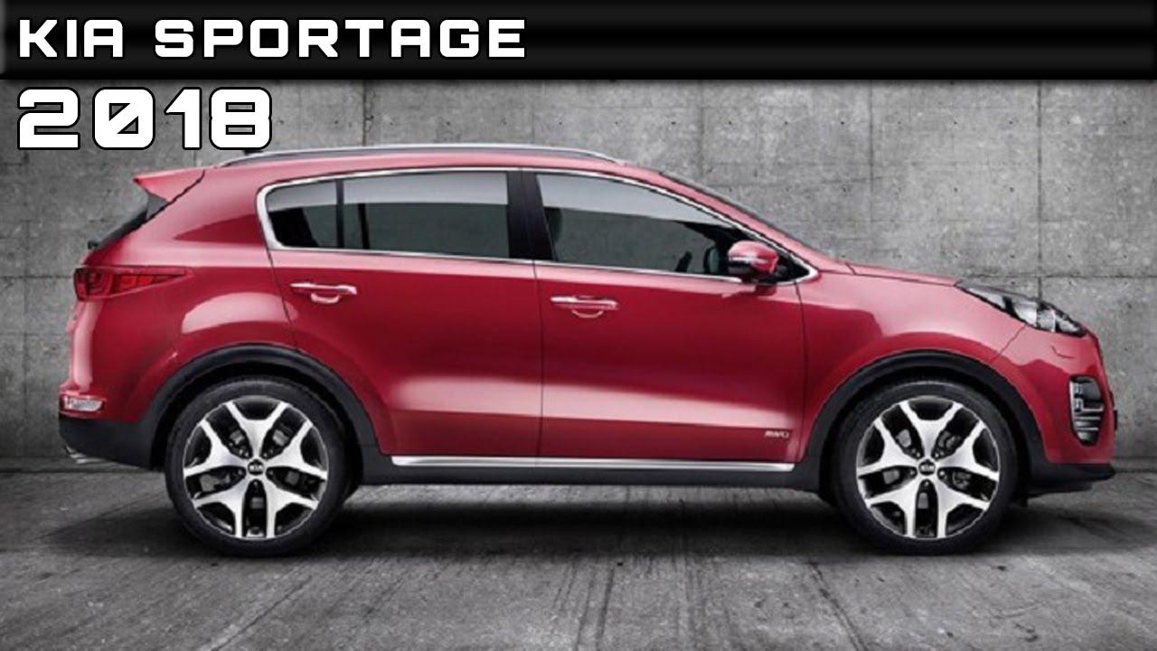Kia Sportage 2018: diseño, versatilidad y sofisticación | Lista de Carros