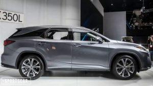 Auto Show de Los Ángeles 2017: Lexus RX L 2018, la variante de 7 plazas del RX