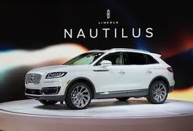 Auto Show de Los Ángeles 2017: Lincoln Nautilus 2019, el sucesor del MKX