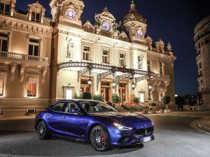 Maserati Ghibli 2018: más potente, más equipado y más lujoso