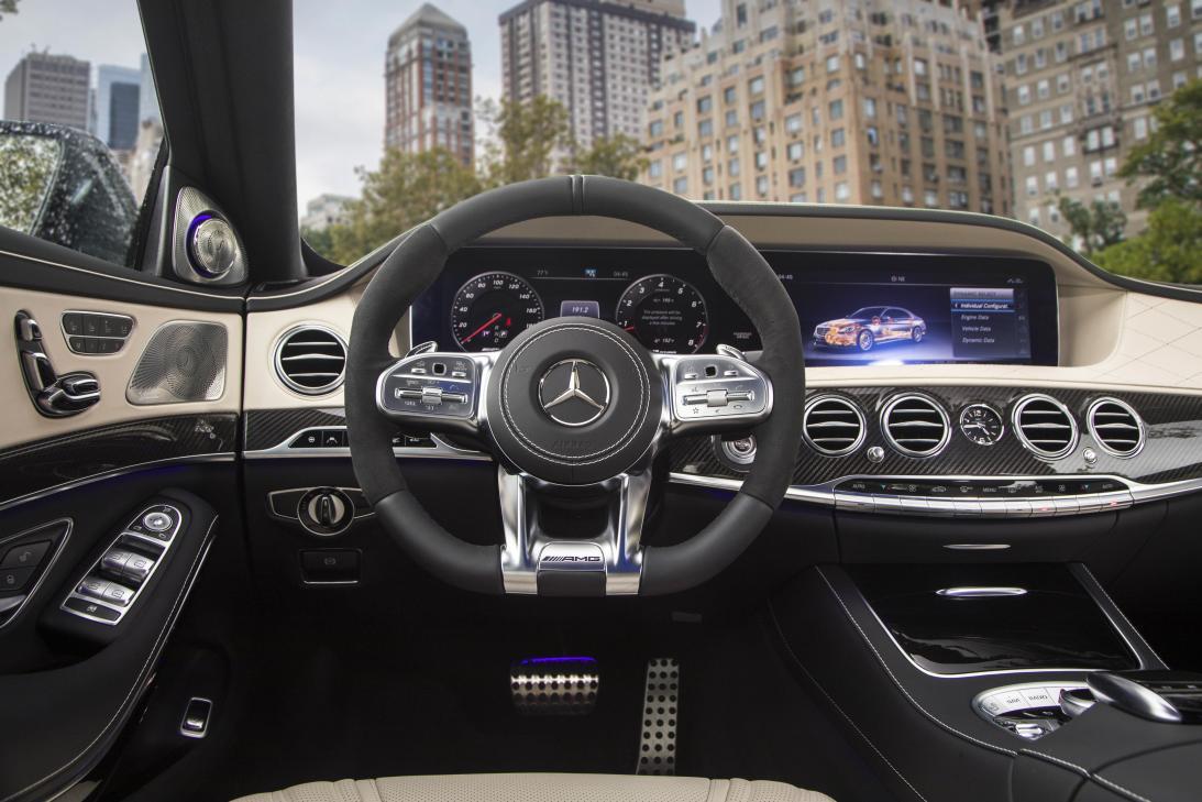 Mercedes Amg S65 Sed 225 N 2018 El M 225 S Poderoso Lujoso De La