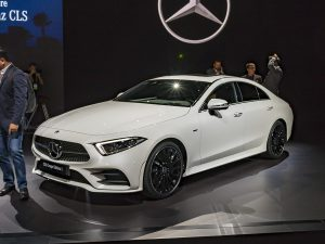 Auto Show de Los Ángeles 2017: Mercedes-Benz CLS 2019 una nueva y especial generación