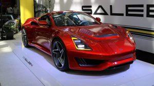 Auto Show de Los Ángeles 2017: Saleen S1 2018, un súper auto  poderoso y económico