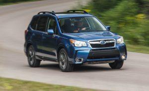 Subaru Forester 2018: performance, versatilidad y capacidad.