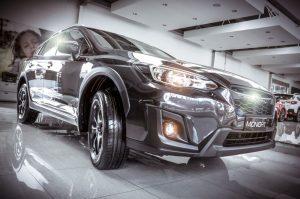Subaru XV Midnight 2018, una edición especial para Colombia