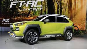 Auto Show de Los Ángeles 2017: Toyota FT-AC Concept, un muy interesante auto futurista