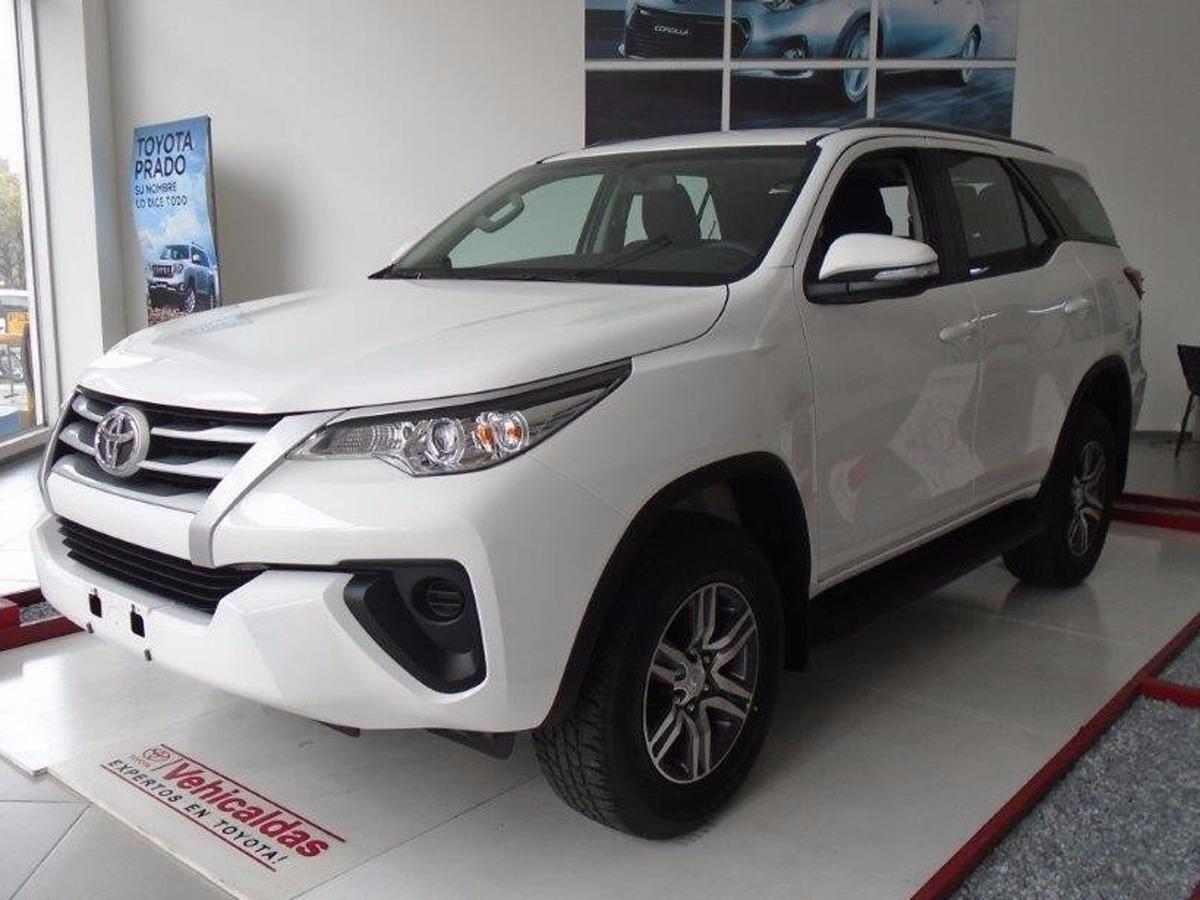 Toyota Fortuner Sw4 2018 Elegancia Poder Y Capacidades