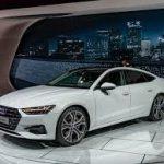 Auto Show de Detroit 2018: Audi A7 2019, elegancia y deportividad