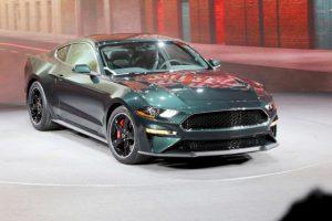 Auto Show de Detroit 2018 (NAIAS 2018) : Ford Mustang Bullitt, una leyenda que retorna.