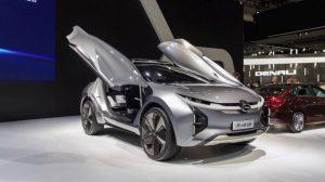 GAC Enverge Concept, una SUV eléctrica china muy interesante