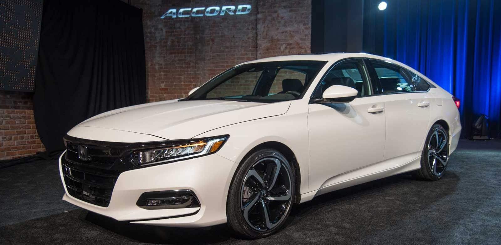 Honda Accord Sedán 2018: ahora con motores ...
