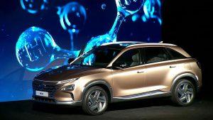CES Las Vegas 2018: Hyundai Nexo, una SUV de hidrógeno con 800 kms de autonomía
