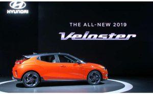 Hyundai Veloster 2019, una nueva y mejor generación