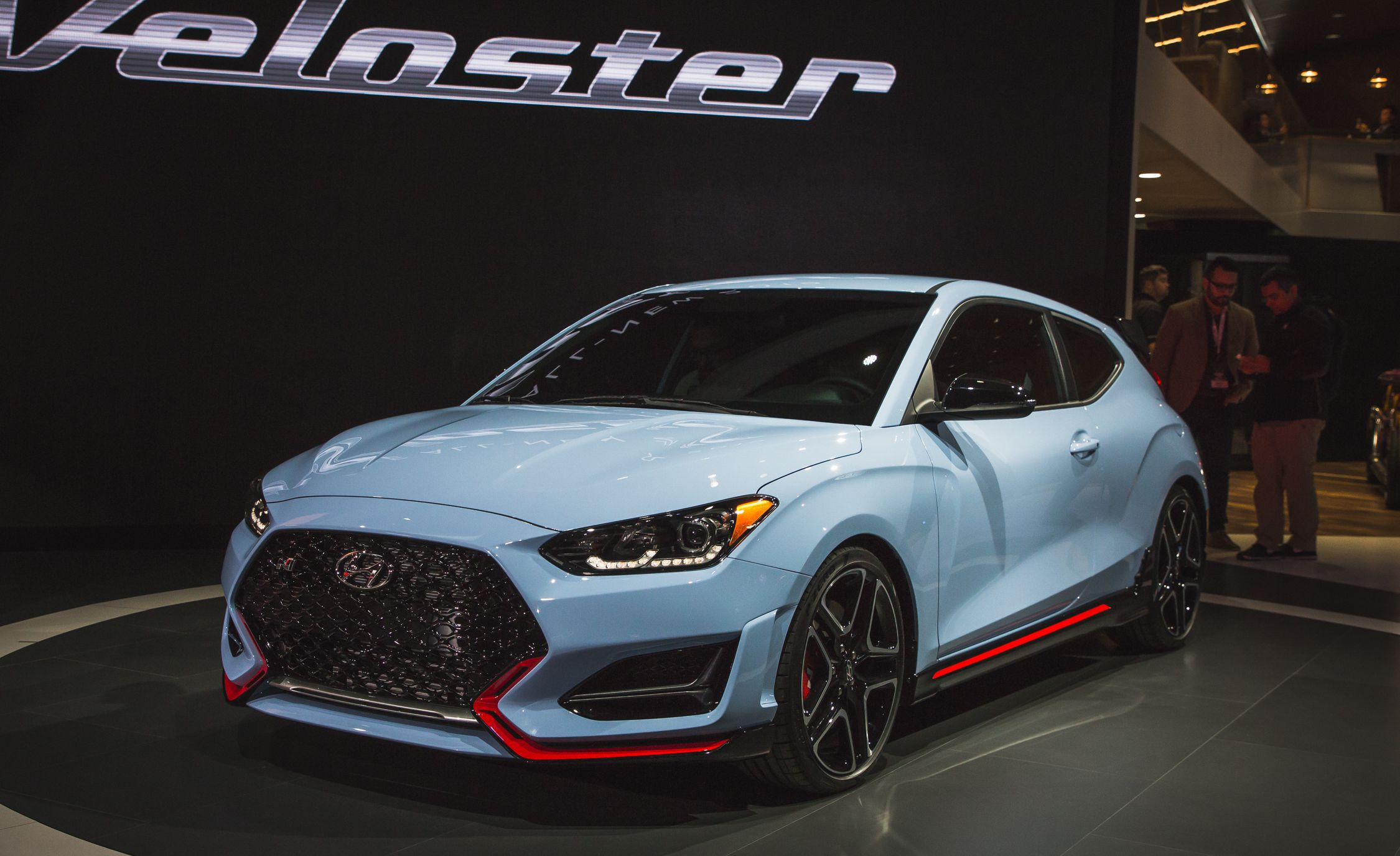 hyundai veloster n m s poderoso m s din mico y m s agresivo lista de carros. Black Bedroom Furniture Sets. Home Design Ideas