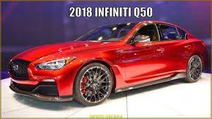 Infiniti Q50 2018,  mejoras que le caen muy bien