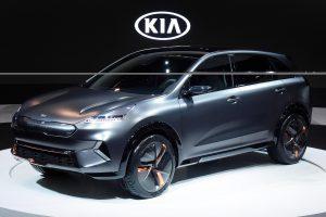 CES Las Vegas 2018: Kia Niro EV Concept, una SUV eléctrica con 400 kms de autonomía