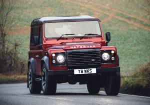 Land Rover Defender Works V8: para celebrar por lo alto el el 70 aniversario de Land Rover